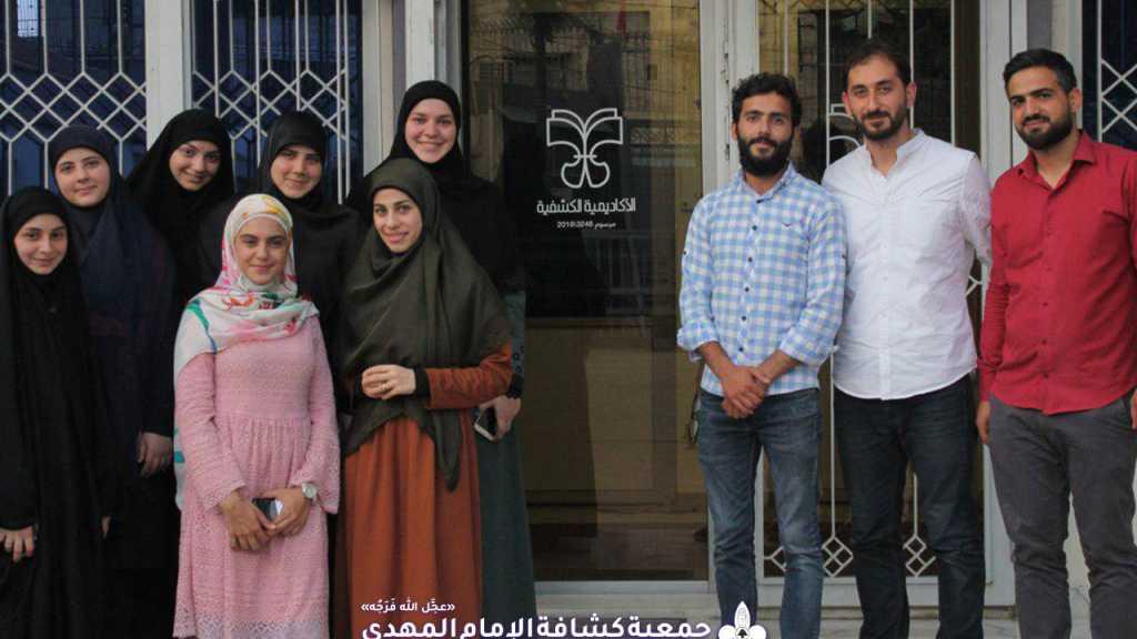 الأكاديمية اللبنانية للمهارات تختتم دورةصناعة الفيديو كليب