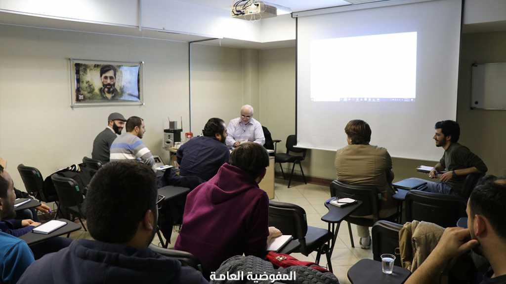 دورة تصميم الحملات الإعلامية تُتابع فعالياتها في طهران