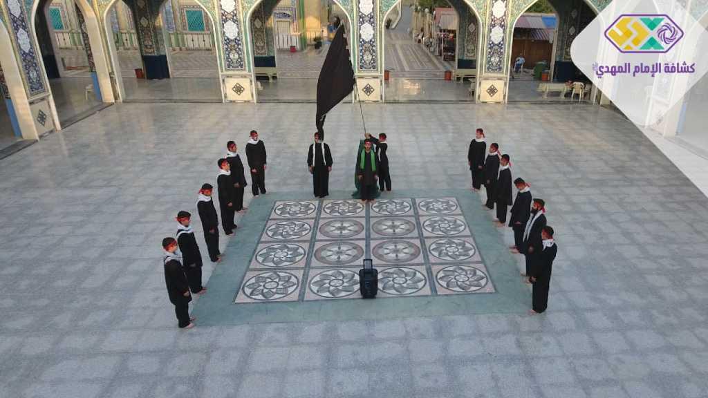 جمعيةٌ مع الإمام الحسين (عليه السلام) قولاً وفعلاً وأفرادها... أوفياءٌ للنهج الحسيني الكربلائي