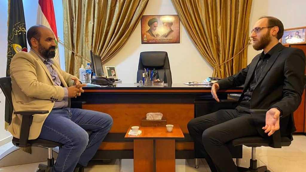 زيارة تهنئة لمركز مفوضية الشمال وجبل لبنان الجديد
