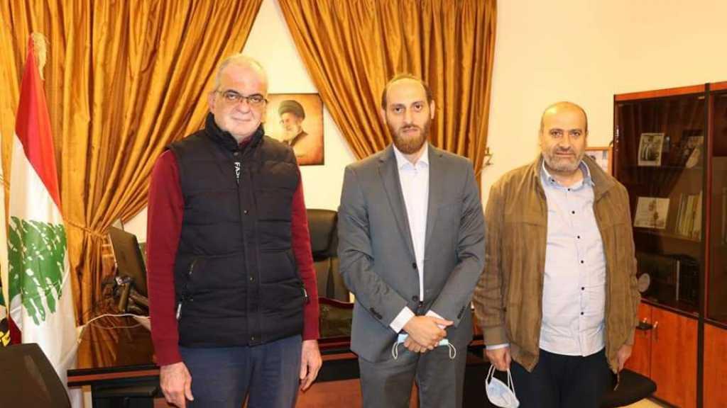 لقاء بين مفوض جبل لبنان والشمال ومدراء القسم الرعائي في جمعية الامداد الاسلامية