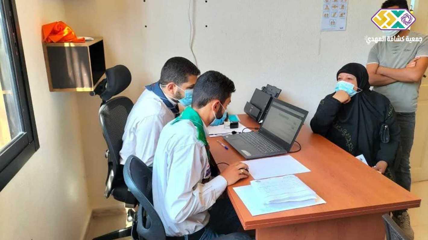 الجمعية تُشارك وزراة الصحة واليونيسيف تنظيم ماراثون فايزر في العديد من المراكز في لبنان