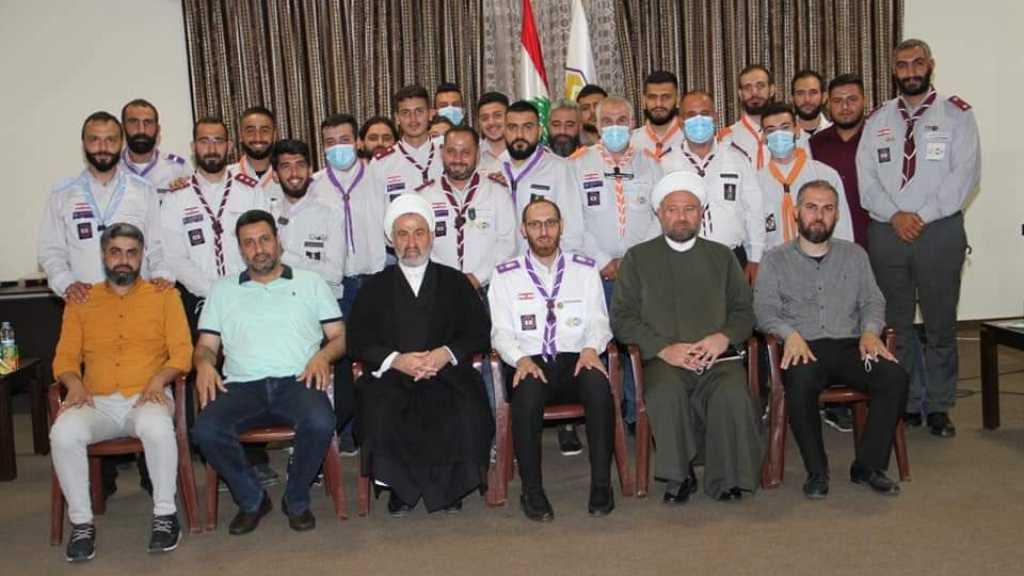 لقاء العمداء والعميدات بحضور ورعاية مسؤول منطقة جبل لبنان والشمال