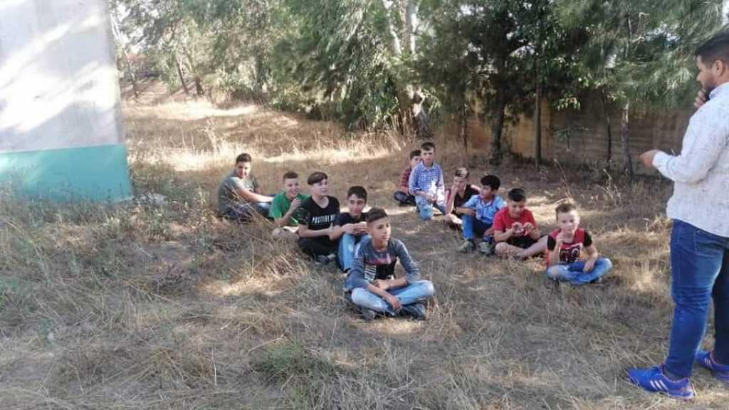 الأندية الصيفية في قطاع جبيل وكسروان