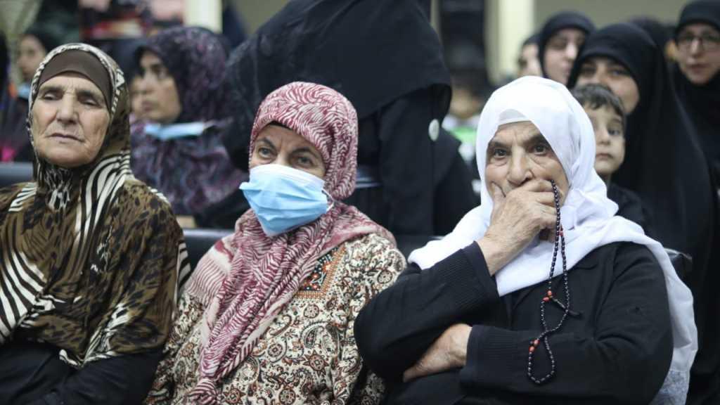 حفل تكريم المسنين في القطاع الأوسط