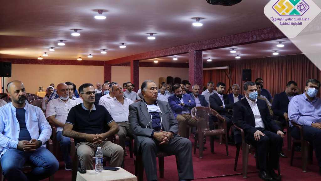 لقاء لتجمع المهن الحرة مع معاون رئيس المجلس التنفيذي السيد احمد صفي الدين
